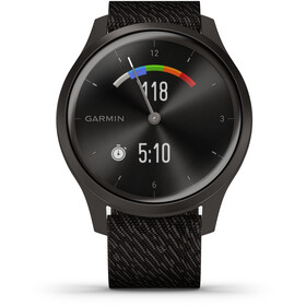 Garmin Vivomove Style Orologio intelligente, slate grey